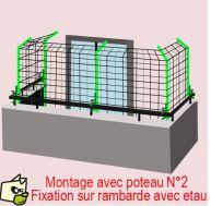 Balcons Securite Fondation Chats Des Rues